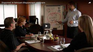 Avec cette video, apprenez en plus sur Dispomed le manufacturier d'équipement vétérinaire