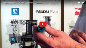 Vidéo - L'adaptateur de circuit Bain Moduflex