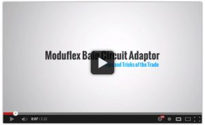Video Moduflex Bain Circuit Adapter