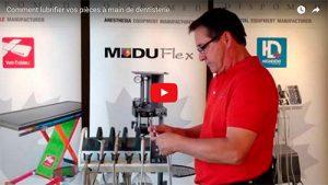 Comment lubrifier vos pièces à main de dentisterie