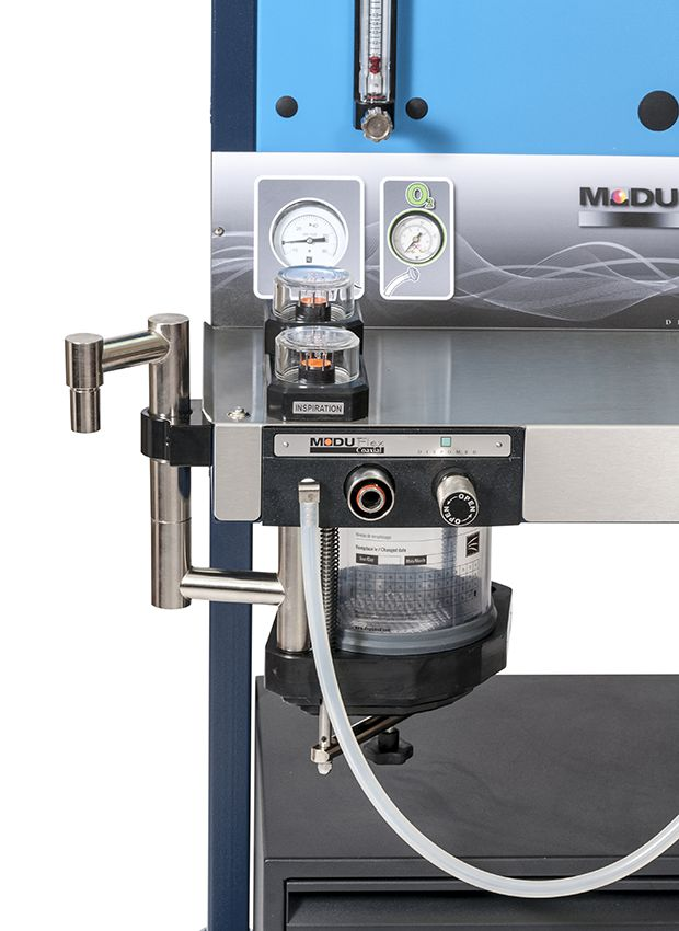 Moduflex Optimax with Coaxial Absorber