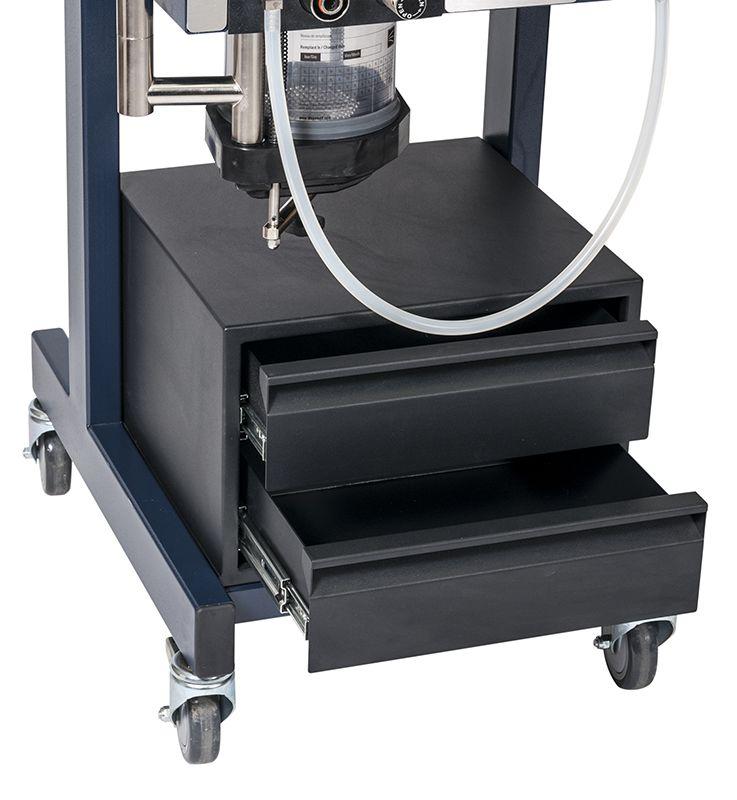 Moduflex Optimax Convenient drawers