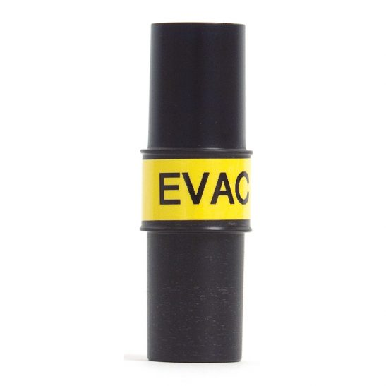 19mm x 19mm Gas Evacution Coupler