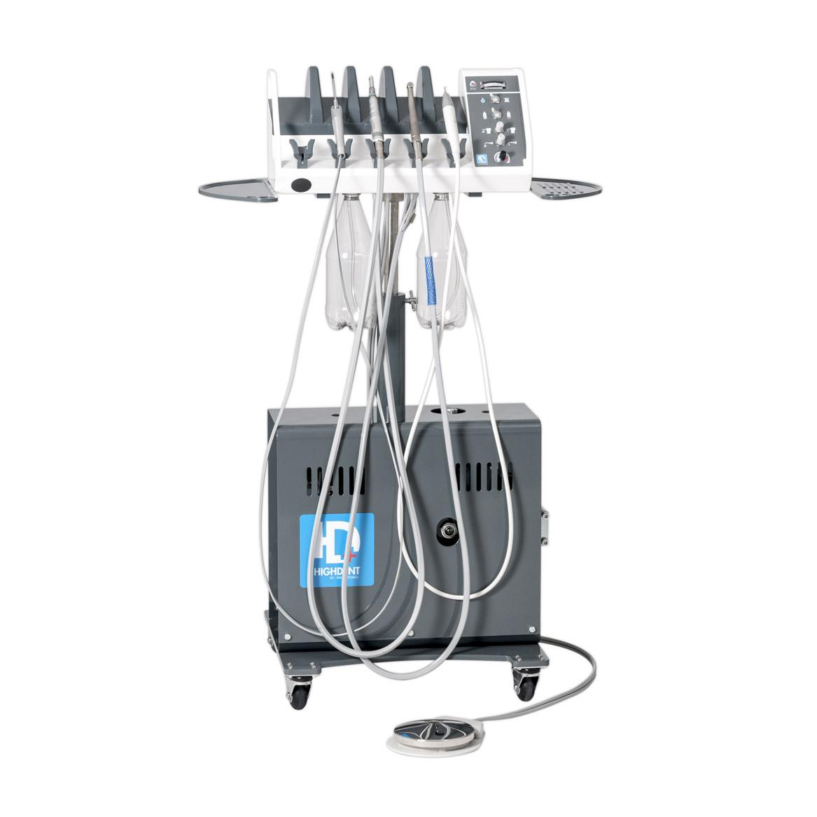 HIGHDENT Trio Veterinary Dental Unit