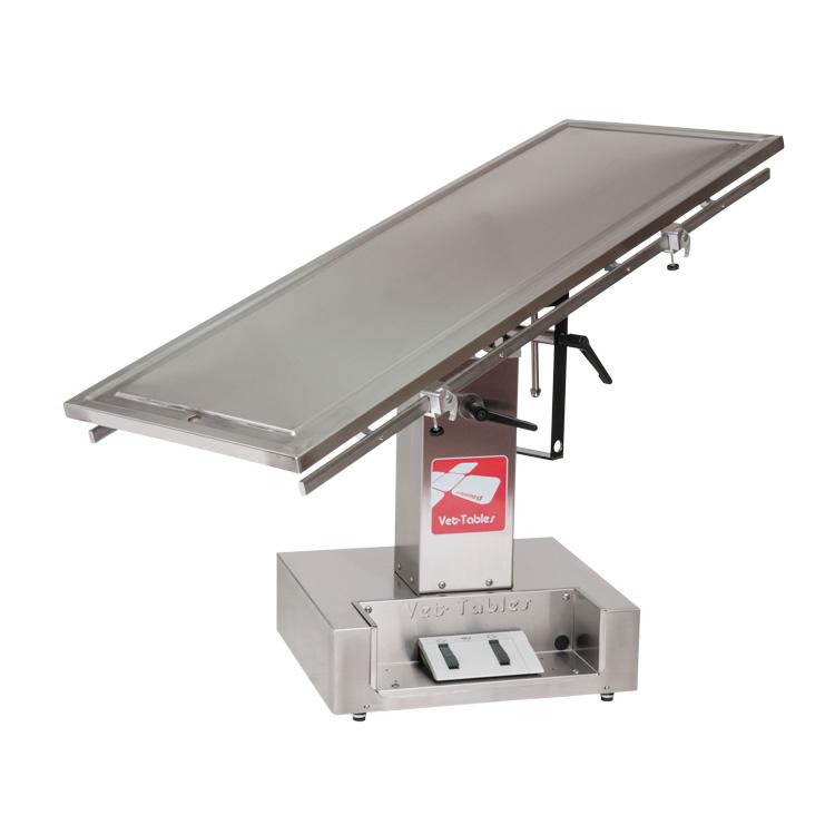Table de chirurgie électrique à colonne