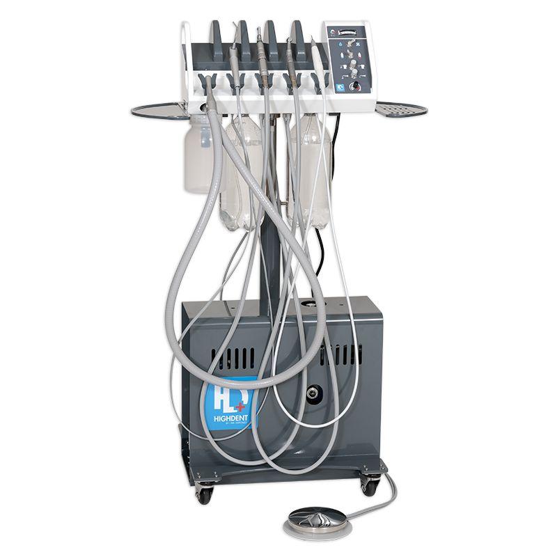 HIGHDENT Quattro Veterinary Dental Unit