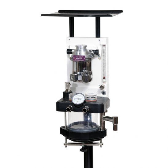 Moduflex Access2 with Optinal Shelf and Vaporizer