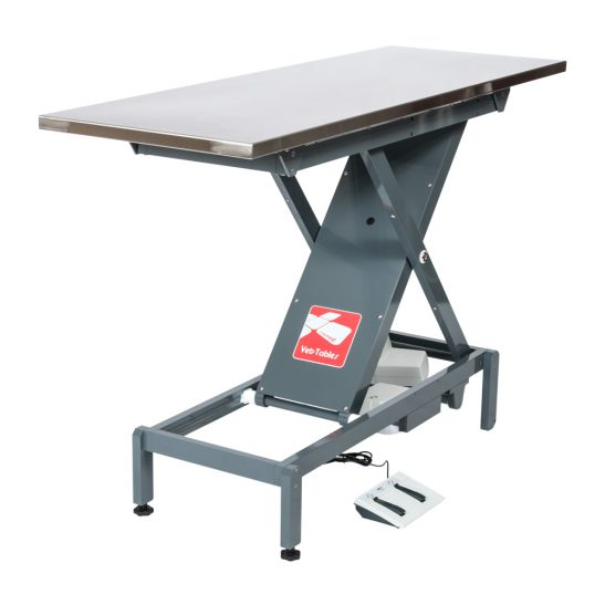 Vet-Tables Fixed Scissor Table