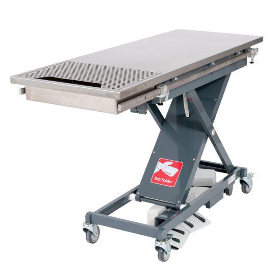 Vet-Tables Scissor dental Table With Tilt