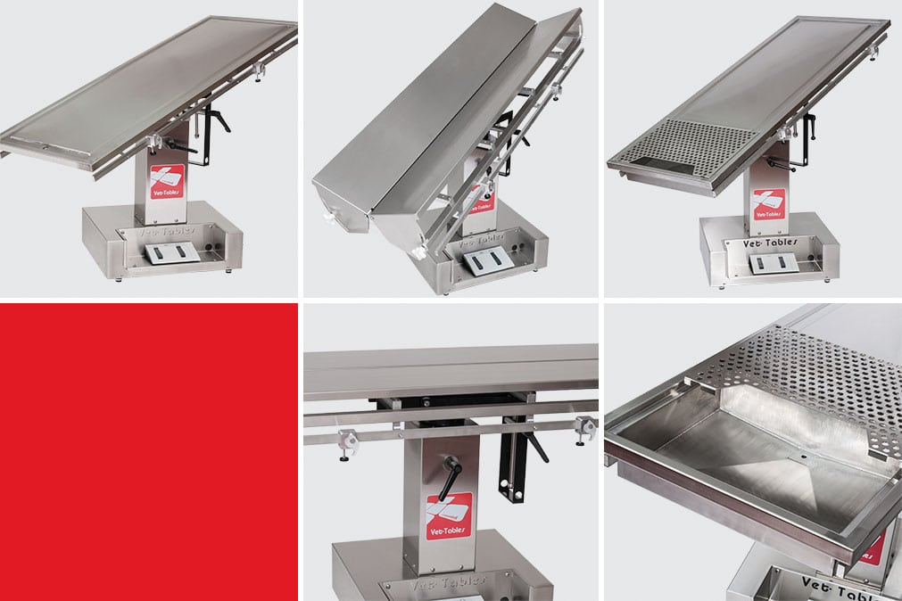 Vet-Tables Electric Surgery Table