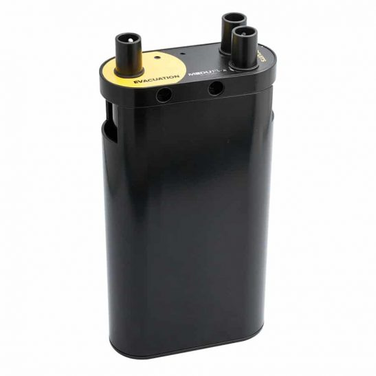 Passive Moduflex™ Scavenger Interface for Fan or Blower Assemblies