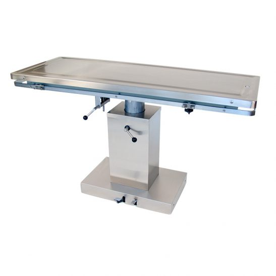 Table de chirurgie hydraulique