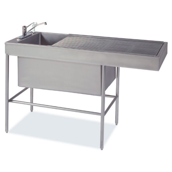Classic 6/18 Multi-Depth Recessed-End Prep-Procedure Table