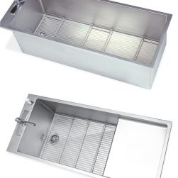 Stainless Steel Removable Bathing Rack