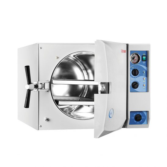 3870M Large Capacity Manual Autoclave