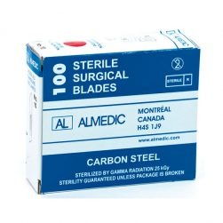 Carbon Steel Sterile Surgical Blades