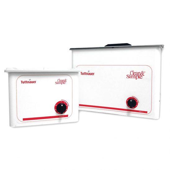 Clean & Simple Ultrasonic Cleaner