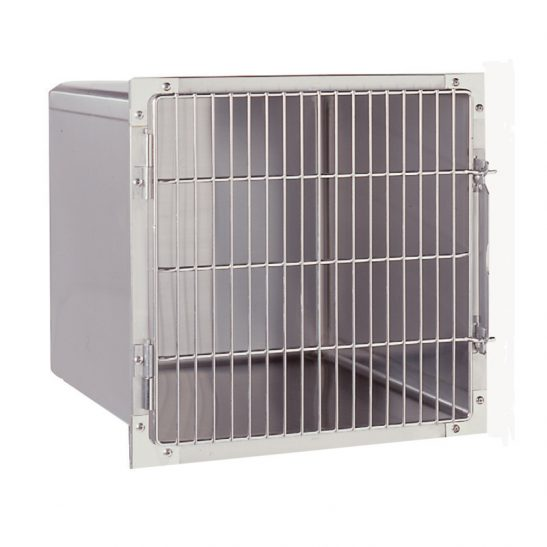 Single Door Stainless Steel Cages