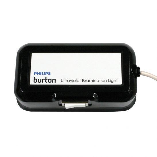 Burton UV (Woods) Light - Philips Burton Magnifier