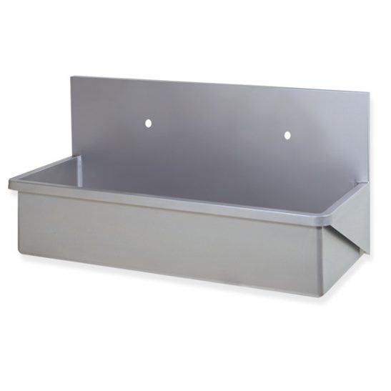 Dual Surgeon Scrub Sinks