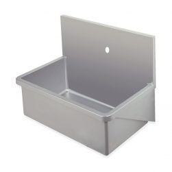 Single Surgeon Scrub Sinks
