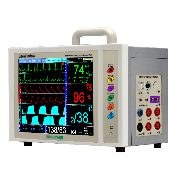 Veterinary Monitors and accessories