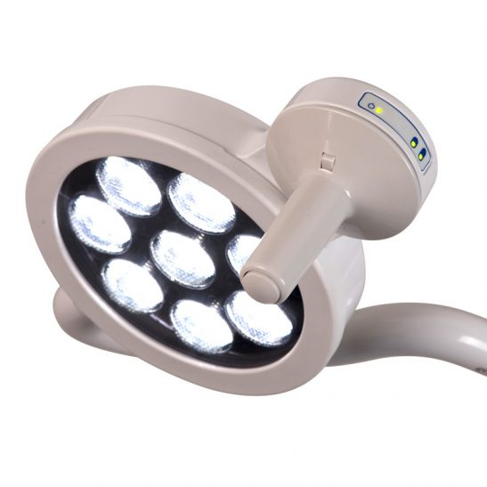 Medical Illumination MI-550 Exam light
