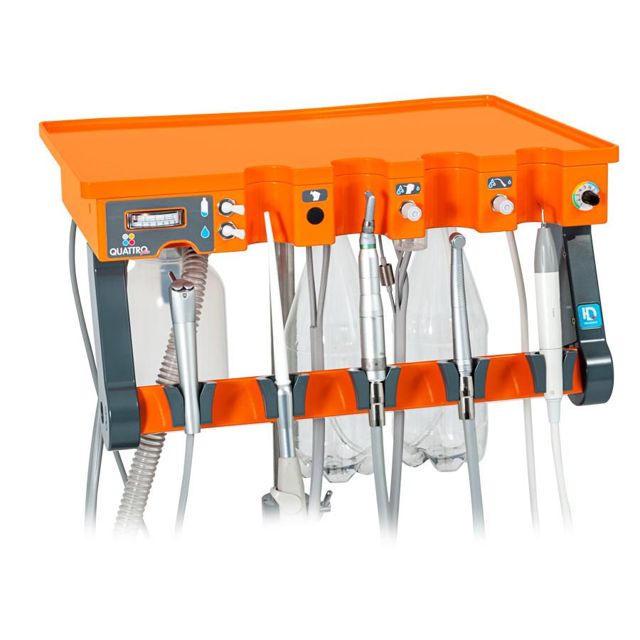 Highdent Quattro Plus Innovative Orange