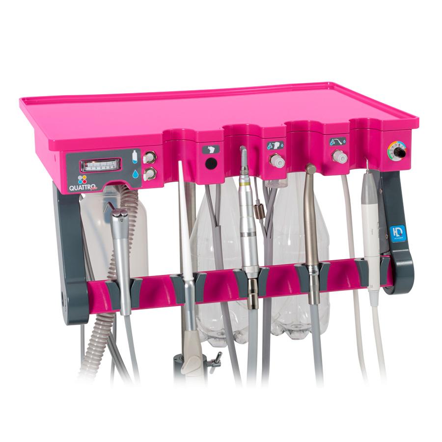 Highdent Quattro Plus Vibrant Pink
