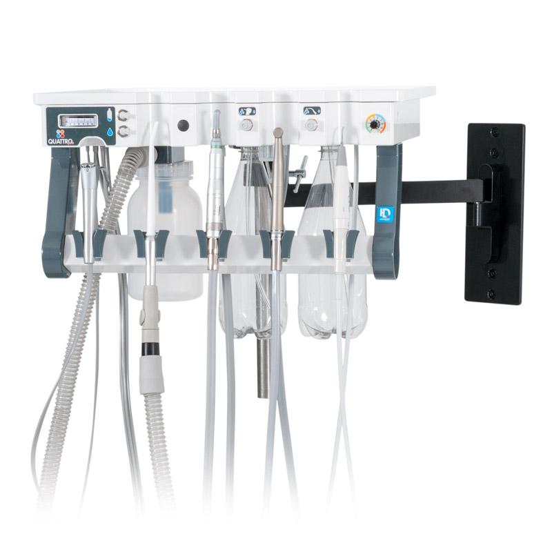 Wallmount HIGHDENT Quattro Plus Veterinary Dental Unit