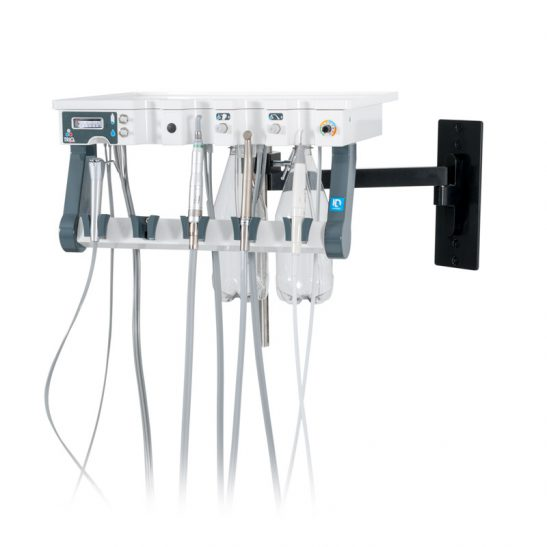 Wallmount HIGHDENT Trio Plus Veterinary Dental Unit