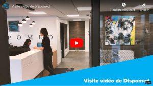 Visite vidéo de Dispomed