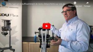 Effectuez-vous suffisamment de tests d'étanchéité sur vos appareils d'anesthésie ?