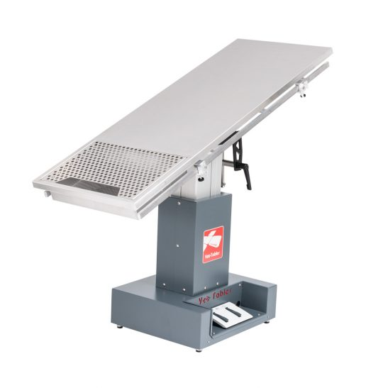 Vet-Tables Electric Dental Table