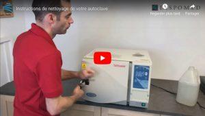 Instructions de nettoyage de votre autoclave