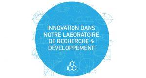 Innovation dans notre laboratoire de recherche et développement pour les produits vétérinaires !