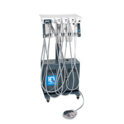 HIGHDENT Cinco Plus Veterinary Dental Unit - white