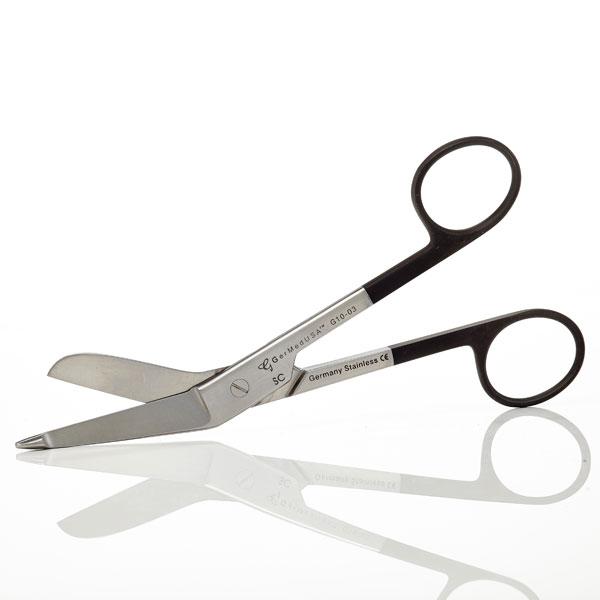 """Lister Bandage Scissors 7 1/2"""" Super Cut"""